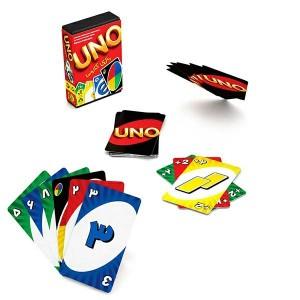 کارت بازی اونو uno قابدار