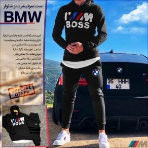 ست سوئیشرت و شلوار BMW-تصویر 3