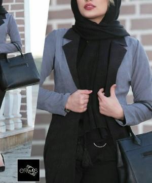 مانتو عیدانه مدل مهلا-تصویر 4