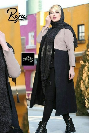 مانتو عیدانه مدل مهلا-تصویر 2