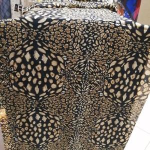شال نخی پلنگی-تصویر 2