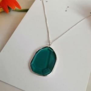 گردنبند کریستالی Cristallo verde