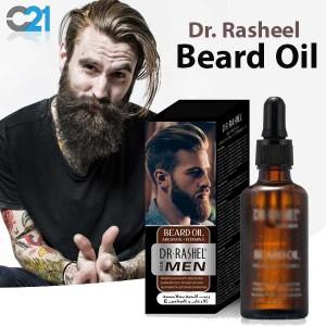 سرم رشد سریع موی ریش دکتر راشلDR.RASHEL Beard Oli-تصویر 2