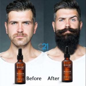 سرم رشد سریع موی ریش دکتر راشلDR.RASHEL Beard Oli-تصویر 3
