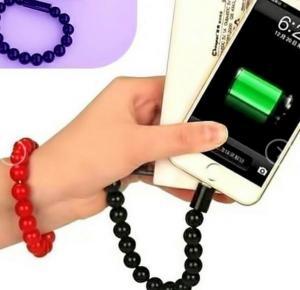 کابل موبایل طرح دستبند-تصویر 5