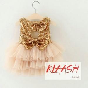 لباس دخترانه سایز ۱_۴سال