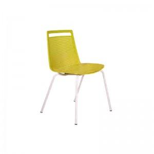 صندلی رستورانی پایه فلزی کوره ای مدل آکامی استیل هامون