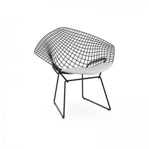 صندلی رستورانی توری فلزی کوره ای مدل مونیکا استیل هامون-تصویر 2