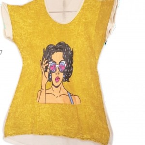 تیشرت سنگشور زنانه-تصویر 2