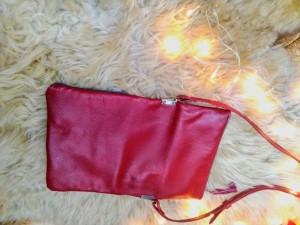 کیف دوشی چرم آدلیا (چیلیپا)-تصویر 5