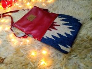 کیف دوشی چرم آدلیا (چیلیپا)-تصویر 4