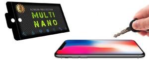 محافظ صفحه نمایش مدل نانو گلس مناسب برای گوشی موبایل  ASUS ZENFONE MAX-تصویر 4
