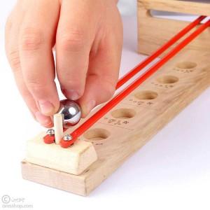 توپقل   بازی مرکز ثقل گوی فلزی-تصویر 3