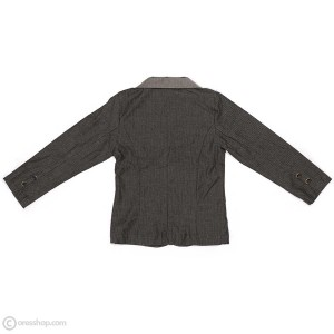 کت تک پسرانه اسپرت طوسی-تصویر 3