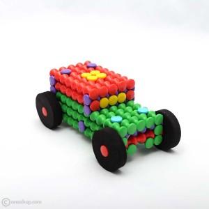 مگامیل ماشین | اسباب بازی ساختنی