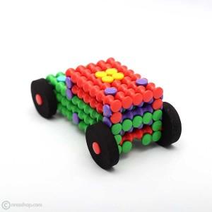 مگامیل ماشین | اسباب بازی ساختنی-تصویر 3