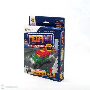 مگامیل ماشین | اسباب بازی ساختنی-تصویر 4