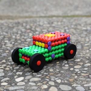 مگامیل ماشین | اسباب بازی ساختنی-تصویر 5