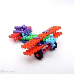 مگامیل هواپیما | اسباب بازی ساختنی