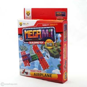 مگامیل هواپیما | اسباب بازی ساختنی-تصویر 4