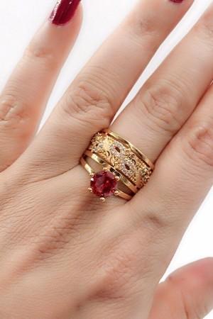 انگشتر جواهری-تصویر 2