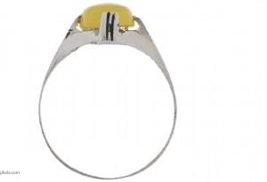 انگشتر نقره مردانه مدلSA_231-تصویر 3