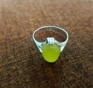 انگشتر نقره مردانه مدلSA_231-تصویر 4