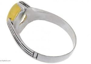 انگشتر نقره مردانه مدلSA_231-تصویر 2