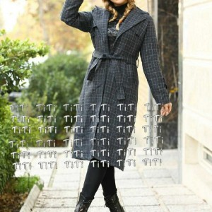 پالتو استر دار زنانه-تصویر 3