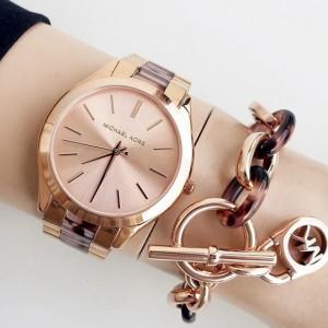 ساعت مچی عقربه ای زنانه مایکل کورس مدل MK4301-تصویر 3