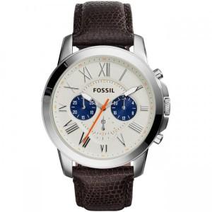 ساعت مچی عقربه ای مردانه فسیل مدل FS5021