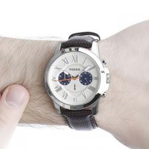 ساعت مچی عقربه ای مردانه فسیل مدل FS5021-تصویر 2