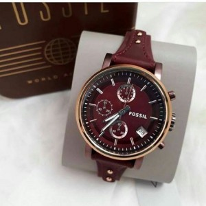 ساعت مچی عقربه ای زنانه فسیل مدل ES4114-تصویر 3