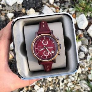 ساعت مچی عقربه ای زنانه فسیل مدل ES4114-تصویر 5