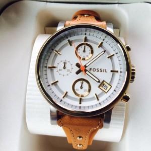 ساعت مچی عقربه ای زنانه فسیل مدل ES3615-تصویر 4