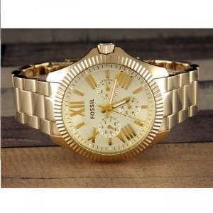 ساعت مچی عقربه ای زنانه فسیل مدل AM4570-تصویر 3