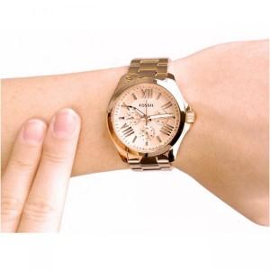 ساعت مچی عقربه ای زنانه فسیل مدل AM4511-تصویر 2