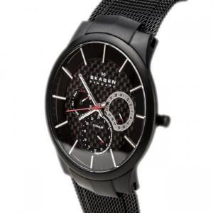 ساعت مچی عقربه ای مردانه اسکاگن مدل 809XLTBB-تصویر 2