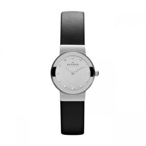 ساعت مچی عقربه ای زنانه اسکاگن مدل 358XSSLBC