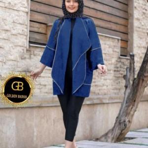 مانتو زنانه سوییت مدل ملیسا-تصویر 3