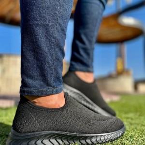 کفش کتانی مردانه طبی ورزشی-تصویر 4