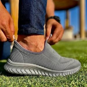 کفش کتانی مردانه طبی ورزشی-تصویر 3