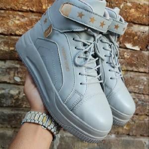 کفش کتونی نیم بوت دخترونه-تصویر 5