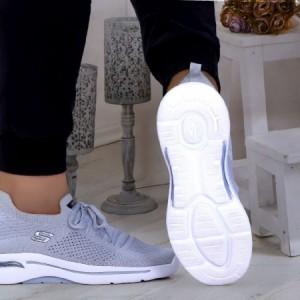 کفش کتونی دخترونه بافتی-تصویر 2
