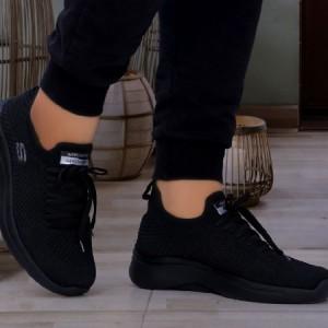 کفش کتونی دخترونه بافتی-تصویر 3