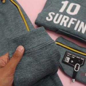 سه تیکه هودی شلوار و کیف کمری بچگانه surfing-تصویر 3