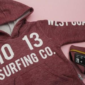 سه تیکه هودی شلوار وکیف کمری بچگانه surfing-تصویر 2