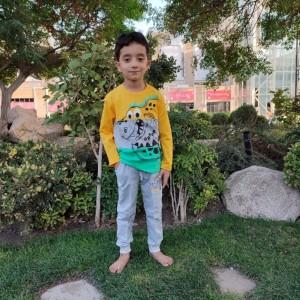 بلوزشلوار سرانه ست بلوزشلوار پسرانه لباس بچگانه-تصویر 5