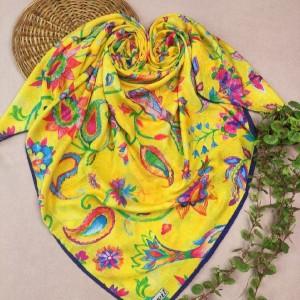 روسری نخی نگینی-تصویر 2