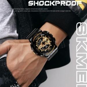 ساعت اسکمی skmei ضدضربه اورجینال مدل 1688-تصویر 2